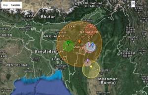 মিয়ানমারে ৭.৫ এর অধিক মাত্রার ভূমিকম্প, কেঁপে উঠলো বাংলাদেশ
