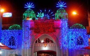 শাহজালাল (রহঃ) এর মাজার জিয়ারত করলেন প্রধানমন্ত্রী