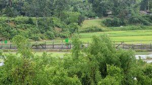 তুমব্রু সীমান্তে আরো সেনা তৎপরতা বাড়িয়েছে মিয়ানমার
