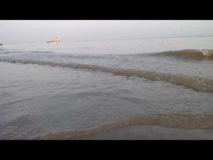 নদী উত্তাল থাকায় ২০ যাত্রী নিয়ে স্পিডবোট ডুবে যায়