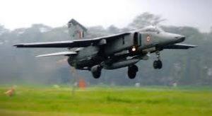 পাকিস্তান সীমান্তে 'পাখির আঘাতে' ভারতের মিগ-২১ বিধ্বস্ত