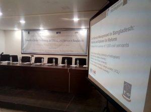 গায়ের জোরে দেশ শাসন করেছে বিএনপি: পরিকল্পনামন্ত্রী