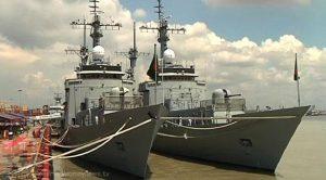 যুক্ত হলো নতুন দুই যুদ্ধজাহাজ নৌবাহিনীতে