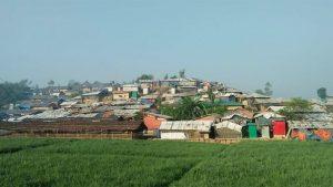 রোহিঙ্গা ক্যাম্প পরিদর্শনে মিয়ানমারের প্রতিনিধি দল