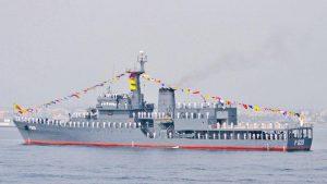 শ্রীলঙ্কান নৌবাহিনীর দুটি যুদ্ধজাহাজ চট্টগ্রামে