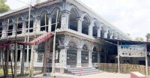 মসজিদের নির্মাণ কাজে ভারতীয় বিএসএফের বাধা!