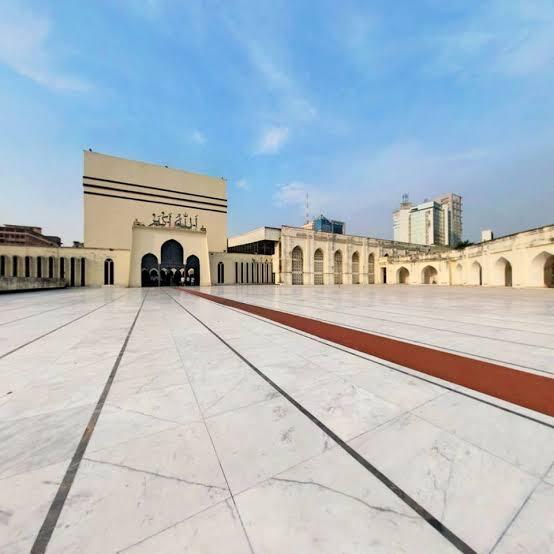 মিলাদ মাহফিল জাতীয় মসজিদে