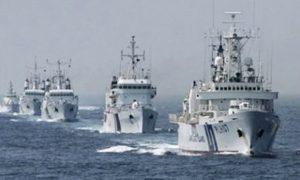 বাংলাদেশেই নৌবাহিনীর জন্য ৫টি টহল নৌযান তৈরি কাজ শুরু