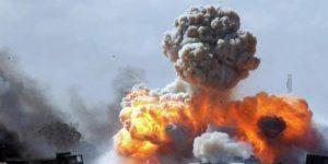 আফগানিস্তানে ১ বছরে ৭৪২৩ বোমা হামলা