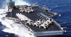 বিমানবাহী রণতরীতে করোনা: 'হুমকিতে মার্কিন নৌবাহিনীর রণ-প্রস্তুতি'