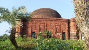১৫১৩ সালে নির্মিত উচাইল শাহী মসজিদ