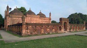 ইতিহাস-ঐতিহ্য: ৫০০ বছরের আগের ঐতিহাসিক আলী শাহপুর মসজিদ