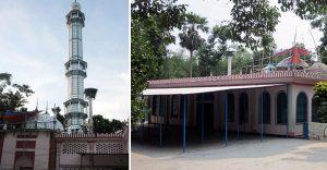 ৪০০ বছরের ঐতিহ্যবাহী গায়েবী মসজিদ