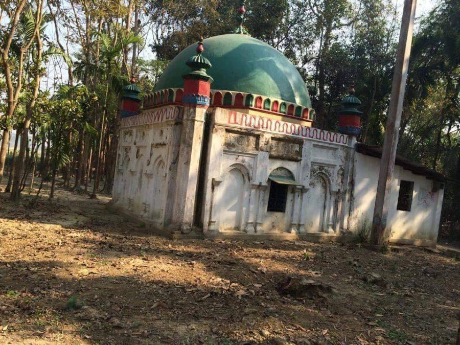 ৮শ' বছরের ঐতিহ্য নেত্রকোনার হারুলিয়া মসজিদ